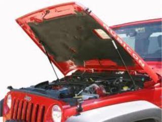 AEV Heat Reduction hood Jeep wrangler 2007-20 Puerto Rico Custom Dream 4 x 4
