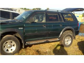 NATIVA 2002 (IMPORTADA) EN PIEZAS Puerto Rico La Villa Body Parts, Corp.