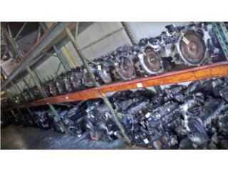 MOTOR SUZUKI BALENO 2002 1.8 Puerto Rico La Villa Body Parts, Corp.