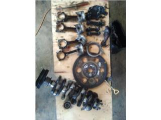 MOTOR TERCEL 95-99 EN PIEZAS Puerto Rico La Villa Body Parts, Corp.
