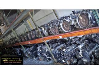 MOTOR VW JETTA 2002 (IMPORTADO) CAJA 4 Puerto Rico La Villa Body Parts, Corp.