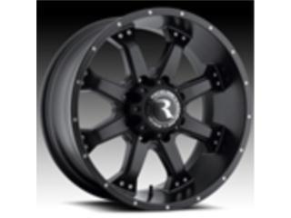 Aros RACELINE Negros Para Jeep y 4x4 Puerto Rico Custom Dream 4 x 4