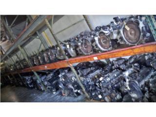 MOTOR MB NATIVA 2002 6CYL (IMPORTADO) Puerto Rico La Villa Body Parts, Corp.