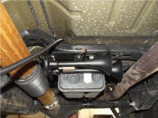 Air Horn Kit Jeep JK 2007-2012 Puerto Rico Custom Dream 4 x 4