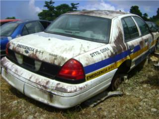 Ford Crown Victoria 04 4.6L V8 Puerto Rico Junker Most Wanted
