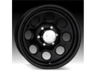 Aros Allied Wheel Components(AWC) para  4x4 Puerto Rico Custom Dream 4 x 4