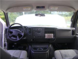 Chevrolet Express 3500 00 al 10 Air Bags Puerto Rico Junker Most Wanted