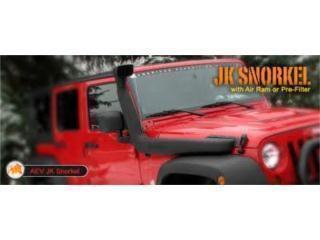 AEV SNORKEL JEEP JK 2007-2012 Puerto Rico Custom Dream 4 x 4