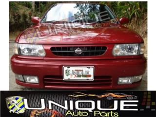 Bumper Delantero JDM Nissan Tsuru Sentra B13 Puerto Rico UNIQUE AUTO PARTS