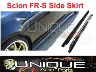 Estribos Scion FRS 12-15 (Finos) Side Skirt Puerto Rico UNIQUE AUTO PARTS