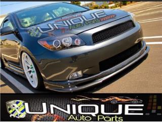 Front Lip Scion TC 2005-2010 Puerto Rico UNIQUE AUTO PARTS