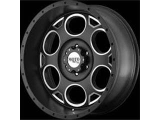 BLACK FRIDAY!!JEEP AROS  MOTOMETAL MO964 Puerto Rico Aros Y Gomas Inc.