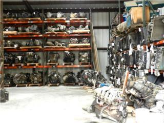 TRANSMISION DE ENVOY 2003 AUT  IMPORTADA Puerto Rico La Villa Body Parts, Corp.