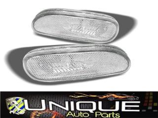 Bumper Lamp Clear Eclipse 95-99 Puerto Rico UNIQUE AUTO PARTS