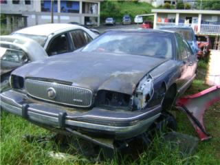 Buick Lesabre 1993 interiores Puerto Rico Junker Most Wanted
