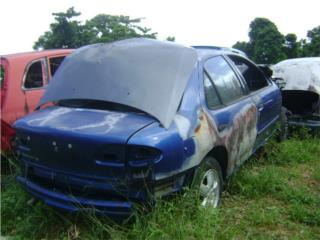 Chevrolet Cavalier 2000 2001 2002 2003 Puerto Rico Junker Most Wanted