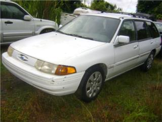 Ford Escort 1991 1992 1993 1994 1995 1996 Puerto Rico Junker Most Wanted