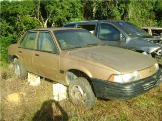 Chevrolet Cavalier 1991 1992 1993 1994 piezas Puerto Rico Junker Most Wanted