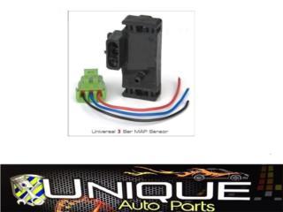 MAP Sensor 3BAR & 5BAR Turbo Modified Puerto Rico UNIQUE AUTO PARTS