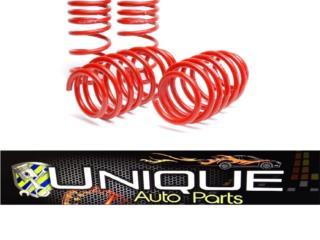 Suspension Racing Honda Civic 92-00 Puerto Rico UNIQUE AUTO PARTS