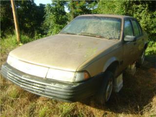 Chevrolet Cavalier 1991 1992 1993 1994 puerta Puerto Rico Junker Most Wanted