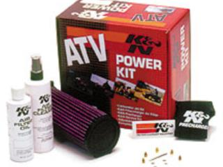 BANCHEE K&N POWER KIT  FILTRO AIRE, JET KIT  Puerto Rico TOP FUEL TECH