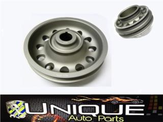 Damper de Cigue�al Liviano Aluminio Racing  Puerto Rico UNIQUE AUTO PARTS