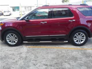 ESTRIBOS FORD EXPLORER 2011-UP Puerto Rico AUTO EXTRAS SU CENTRO 4 X 4