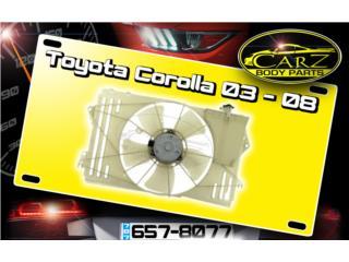 ABANICO  Puerto Rico CARZ Body Parts