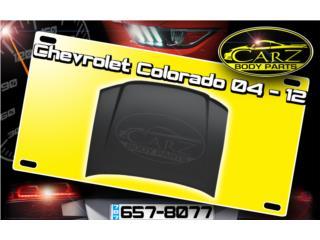 BONETE Chevrolet COLORADO CANYON 2004 - 2012 Puerto Rico CARZ Body Parts