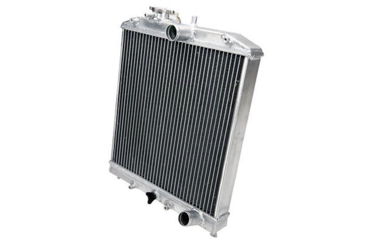 Honda civic 92 00 radiador aluminio 2 lineas std puerto for Radiadores 7 islas