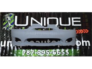 Bumper Delantero Accent GT 95-99 Puerto Rico UNIQUE AUTO PARTS