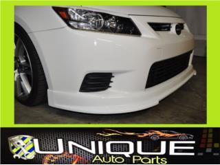 Front Lip Scion TC 2011-2013 Puerto Rico UNIQUE AUTO PARTS