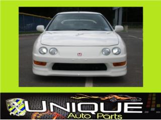 Front Lip Acura Integra 1998-2001 Puerto Rico UNIQUE AUTO PARTS