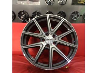 ::NEW TSW ROUGE 20X8.5/20X10 PARA BMW:: Puerto Rico Aros Y Gomas Inc.