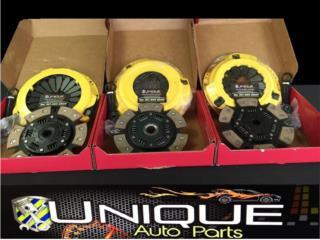 Kit de Clutch Racing Honda Civic 92-00 D16 Puerto Rico UNIQUE AUTO PARTS