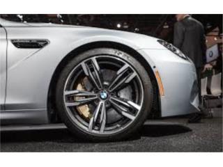 AROS NUEVOS DE BMW 20X8.5 Y 20X9.5 Puerto Rico Aros Y Gomas Inc.