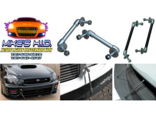 BRACKETS PARA SPLITTERS O FRONT LIPS Puerto Rico MIKE'S H.I.D.
