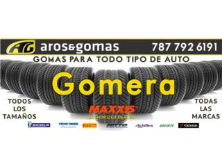 GOMAS PARA TODO AUTO Puerto Rico Aros Y Gomas Inc.