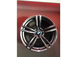 BMW M4 WHEELS 19X8.5/19X9.5 - 20X8.5/20X10  Puerto Rico Aros Y Gomas Inc.