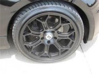 BMW RALLY RACING- CON GOMAS 18-19