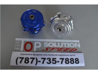 Blow-off Tail Style 50mm $80.00 Puerto Rico Top Solution Speed