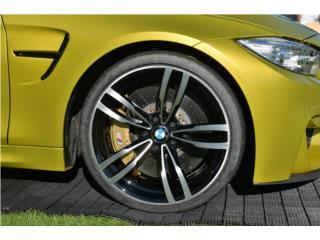 Aros BMW M4 2015+ 20x8.5 / 20x9.5 Puerto Rico Aros Y Gomas Inc.