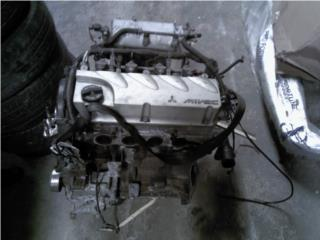 MOTOR MB LANCER/OUTLANDER 2.4L IMPORTADO Puerto Rico La Villa Body Parts, Corp.