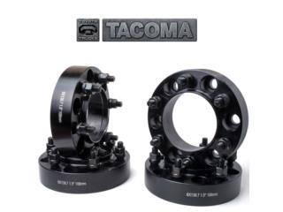 SPACER PARA TACOMA Y FORD RUNNER 6X5.5 1.5 Puerto Rico All Wheels Accesories