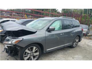 Nissan Pathfinder 2015  Puerto Rico NUMBER 1 AUTO PARTS,INC. Dorado
