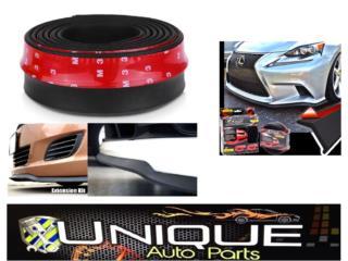 Universal Front Lip Puerto Rico UNIQUE AUTO PARTS