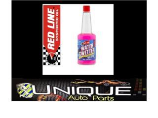 Redline Water Wetter Coolant  Racing Aditivo Puerto Rico UNIQUE AUTO PARTS
