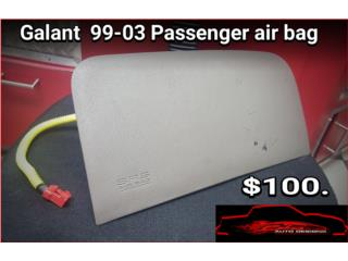 AIR BAG PASSENGER (USED) MITS. GALANT 99-03  Puerto Rico BLAS AUTO DESIGNS