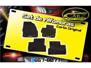 ALFOMBRAS Puerto Rico CARZ Body Parts